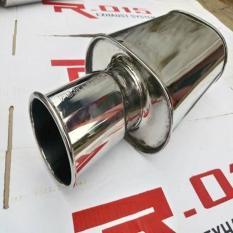 Knalpot Mobil FUJITSUBO Cincin Titan Poles Kilap High Quality Muffler