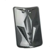 RajaMotor Cover Tanki Yamaha Aerox - Hitam Carbon - Aksesoris Motor - Variasi Motor