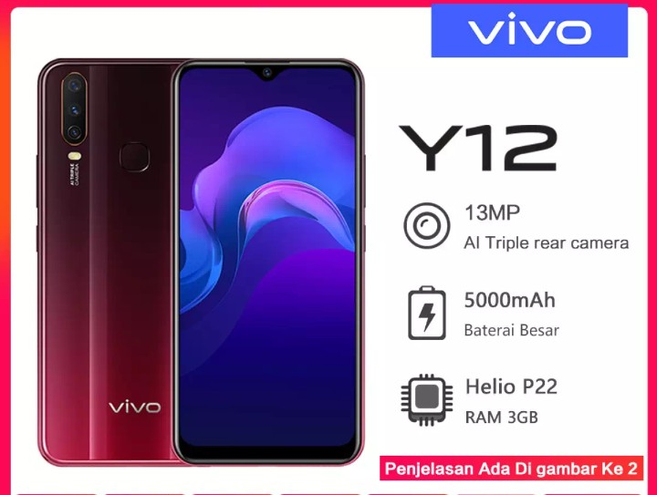 Dapatkan vivo y12 di indonesia. Daftar Harga Hp Vivo Y12 Terbaru Juni 2020 - Vivo Drivers