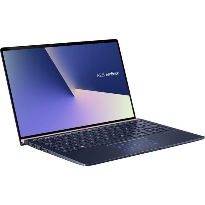 Asus Zenbook UX333FA Notebook - Royal Blue [I5-8265U/8GB/256GB SSD/ 13.3 Inch FHD/ Win 10]