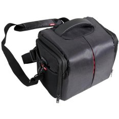 CTO Large Camera Case Bag for Canon DSLR Rebel T3i XSi T1i T2i 500D 550D 600D 1100D