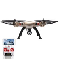 Drone Syma X8HW + Camera 2 Mega Pixel FPV HD real time/RC drone 2,4GHZ 6axis