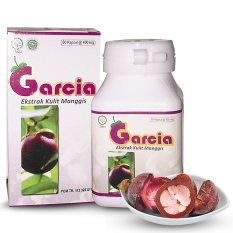 Garcia Ekstrak Kulit Manggis - Antioksidan