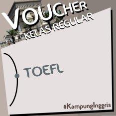 Kampung Inggris Paket Regular TOEFL Bandung
