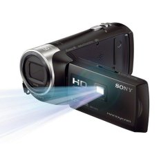 Sony HDR-PJ410 HD Handycam with Built-in Projector - Hitam