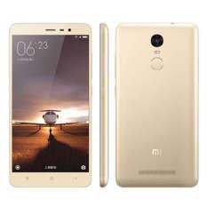 Xiaomi Redmi Note 3 4G LTE - 3 GB - 32 GB - Gold