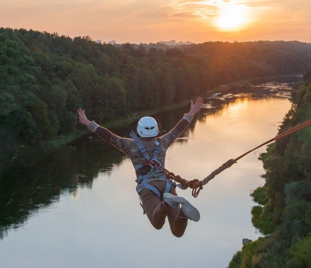 Bungee Jumping Indonesia