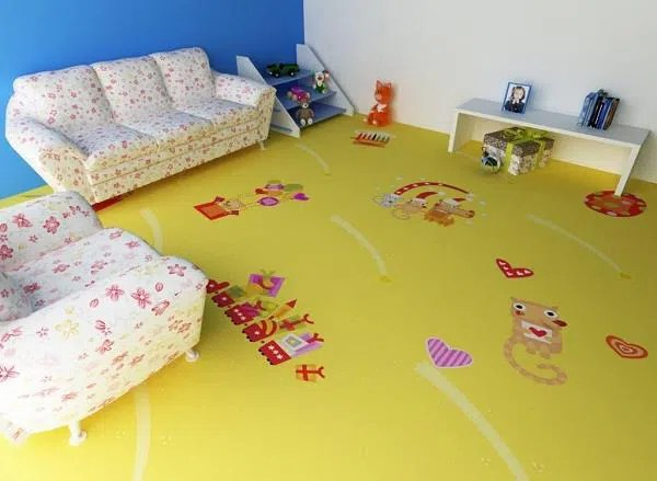 Lantai Vinil Pvc Kustom Untuk Anak Anak Kamar Produsen Dan Pemasok Membeli Disesuaikan Vinil Lantai Untuk Tk Harga Grosir 3c Industri
