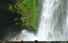 Air Terjun Tiu Kelep, Lombok.