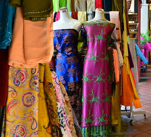 Ethnic dresses in Singapore