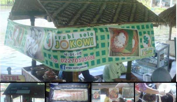 Serabi Solo Jokowi