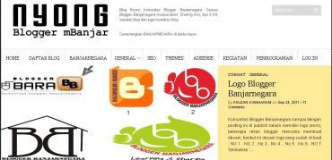 Mewakili Blogger Banjarnegara, #ABFI 2013