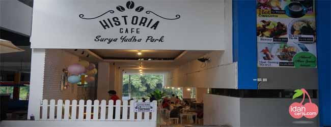 HISTORIA CAFE DI BANJARNEGARA