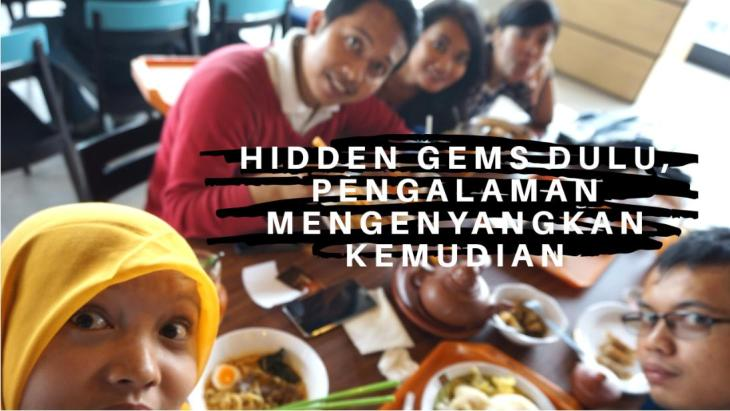 HIDDEN GEMS TRAVELOKA EATS