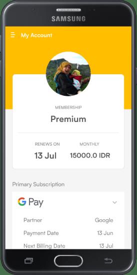 langganan aplikasi viu bayar dengan gopay (4)