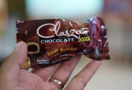 Cokelat Dodol Kudus