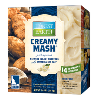honest earth creamy mashed club pack