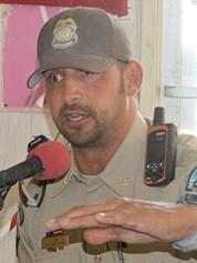 BLM Officer Dan Love of Bundy Ranch and Blanding, Utah infamy