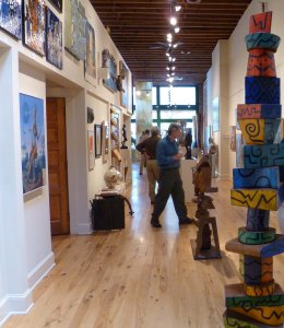 The Spirit Art Gallery in Coeur d'Alene