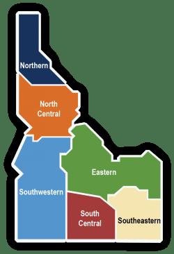 Around Idaho: Economic Activity in November 2018 | idaho@work on mica campus map, dvc college campus map, martin college campus map, north idaho college campus map,
