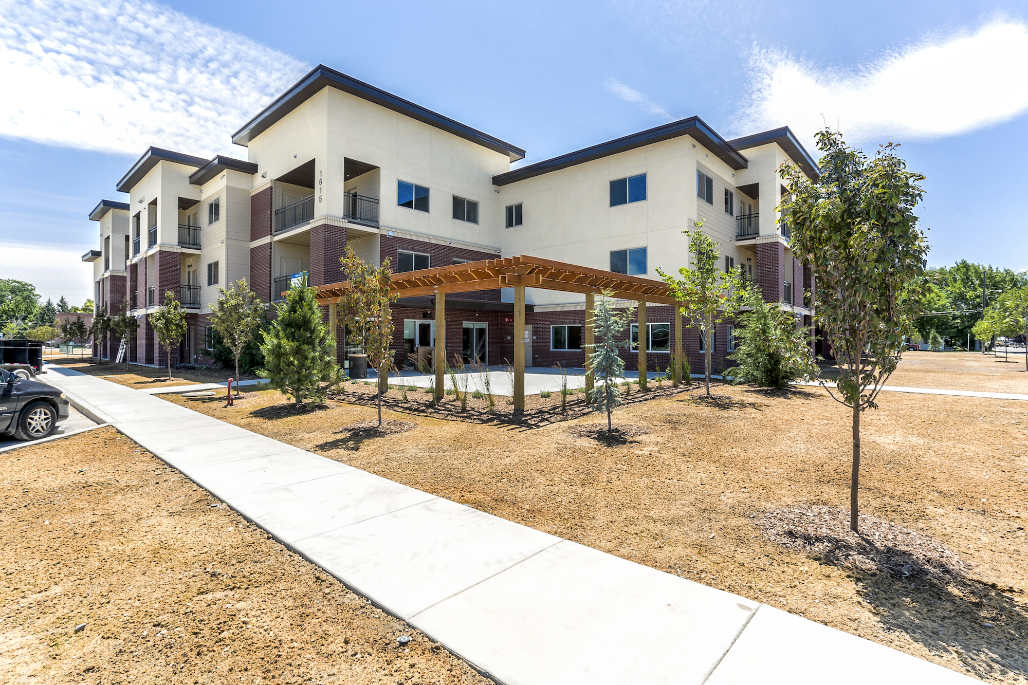Affordable Senior Housing Construction Continues In Nampa
