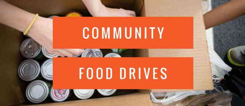 current and upcoming food fund drives the idaho foodbank