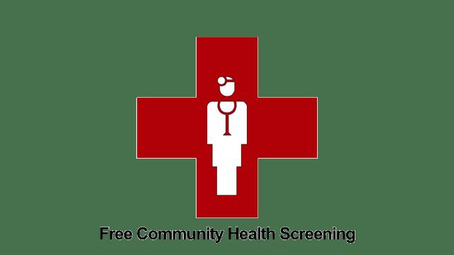 Free Community Heath Screening