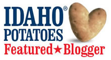 Idaho Potatoes Featured Blogger