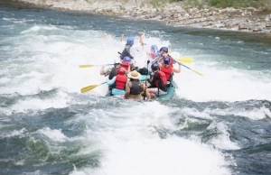 Whitewater rafting Idaho Middle Fork