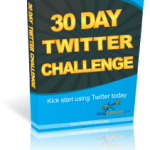 30 DayTwitter Challenge- Is Twitter a whole lot twaddle?
