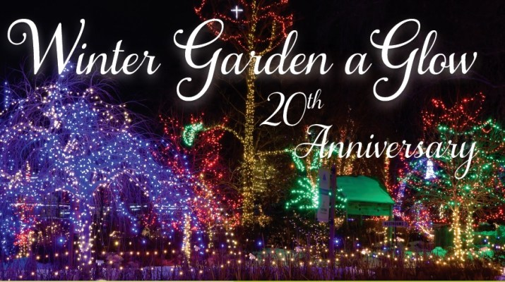Winter Garden aGlow
