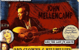 JOHN MELLENCAMP OUTLAW FIELD SUMMER CONCERT