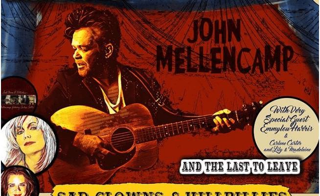 John Mellencamp Sad Clowns & Hillbillies