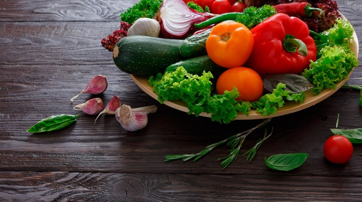 Heart healthy vegetables