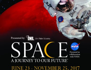 ASTRONOMICAL EXHIBIT • SPACE: A JOURNEY TO OUR FUTURE
