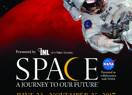 SPACE: A journey to our future.