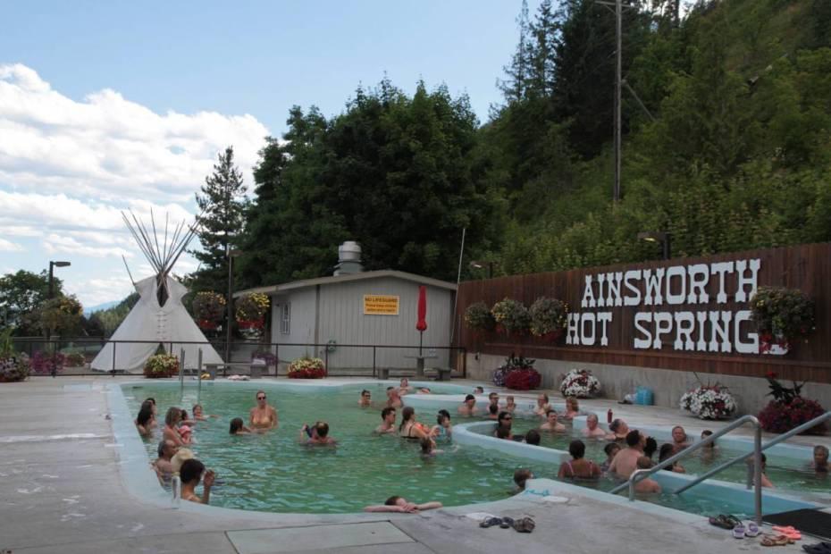 Ainsworth Hot Springs, Idaho Senior Independent