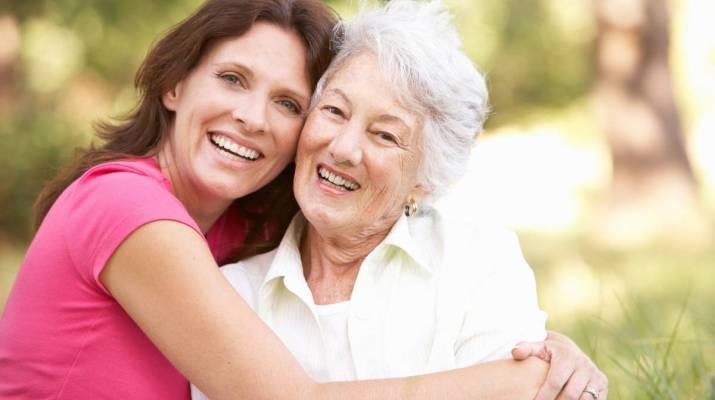 Caregiving newly alone