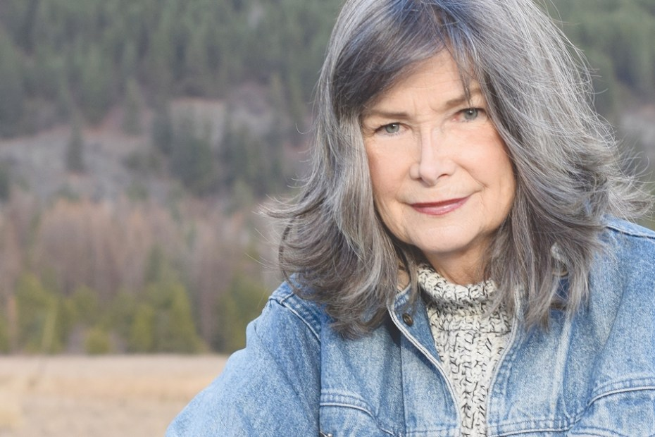 Delia Owens, author of Where the Crawdad Sings