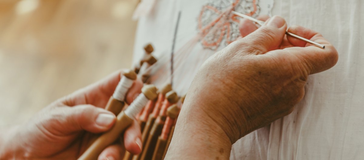 The Timeless Art of Bobbin Lace