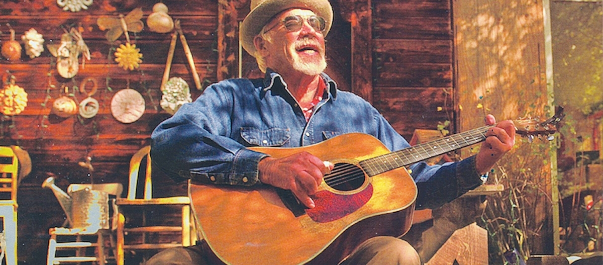 Octogenarian Musician Releases First CD