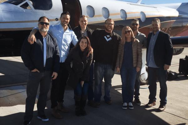 Flying VYNYL to GDC 2017L