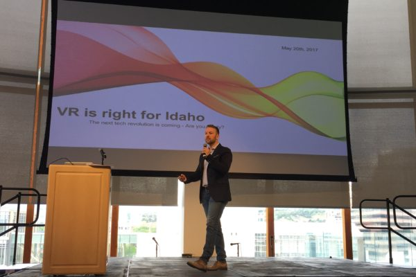 Keynote Ryan DeLuca