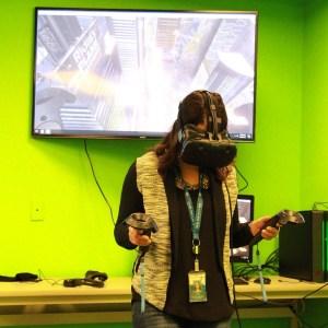 Staff VR