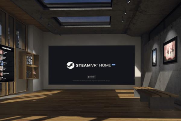 StreamVR Home