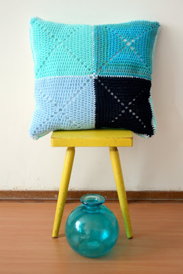 First cushion