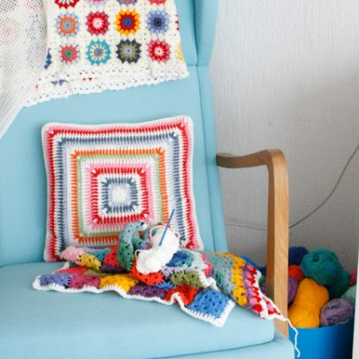 New crochet corner