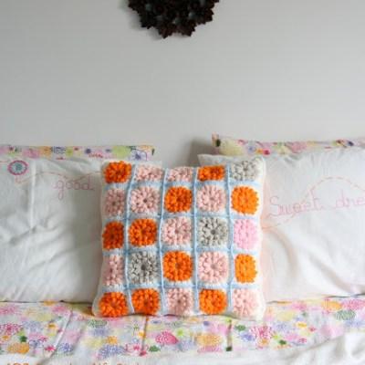 Thrift finds, crochet and just a little bit of sun