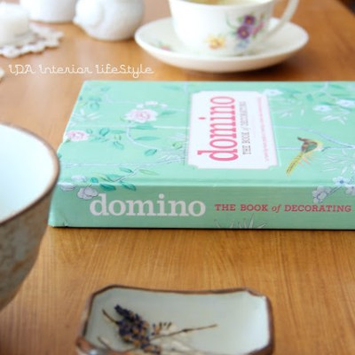 This week on my coffee table: DOMINO