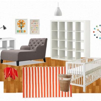 Redecorate #2.2: Una stanza in due